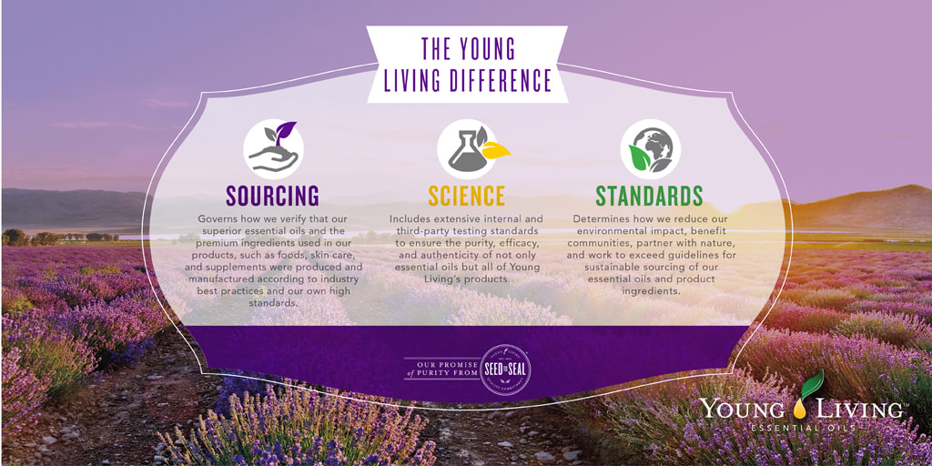 Young Living - PROFESSIONAL TOUCH OF ABBEVILLE, LLC